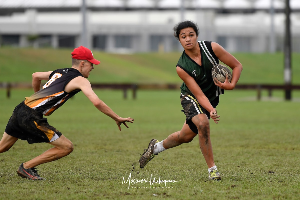 Touch Rugby   College Sport Wellington