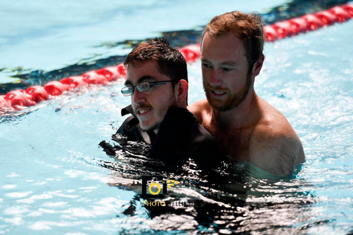 Swimming – 2018 CSW Athletes with Disabilities Swimming Event
