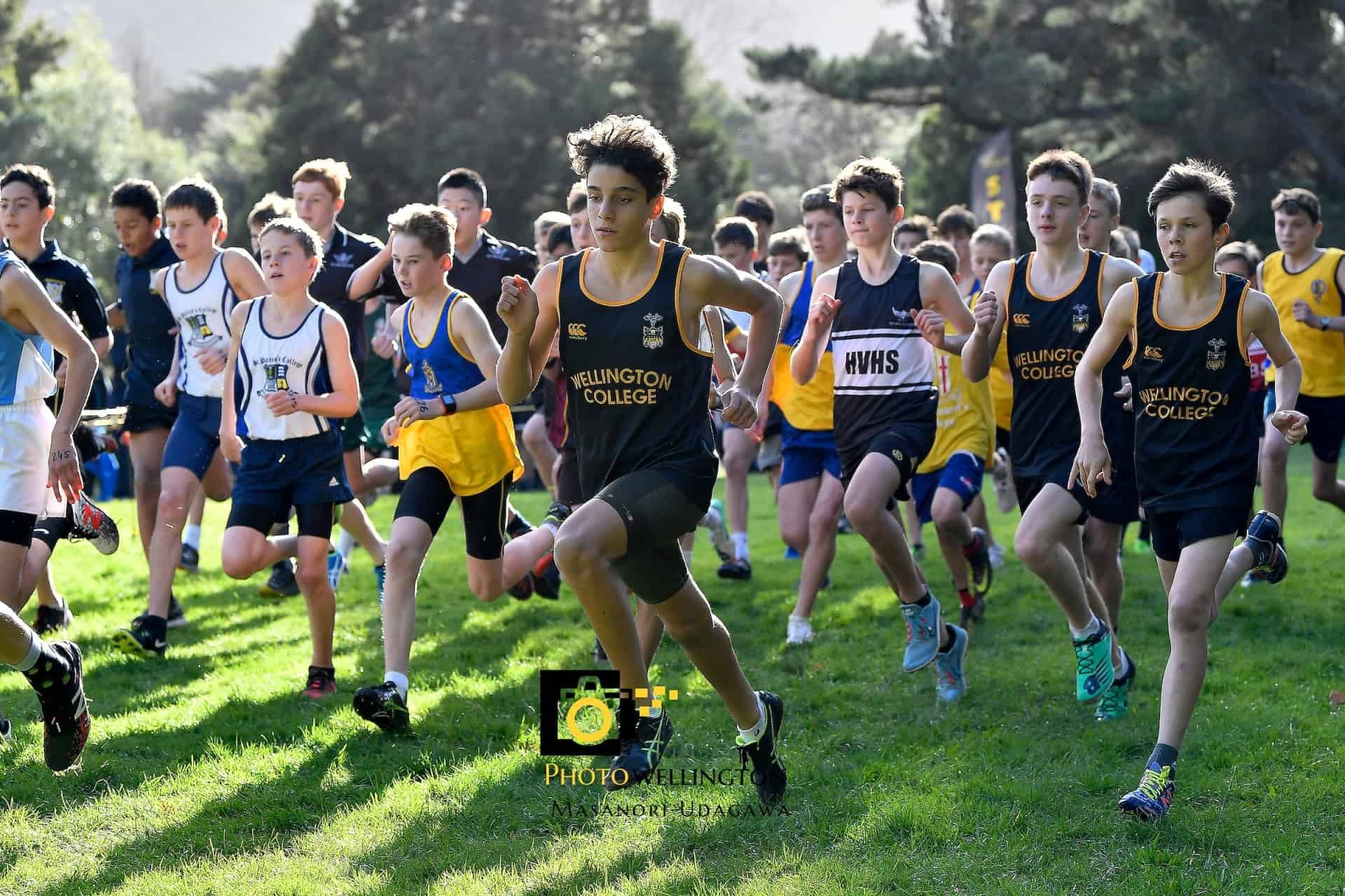 Cross Country Archives | College Sport Wellington